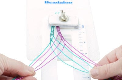 How to make a cuff. Artistic Wire Braided Cuff Bracelet - Step 13