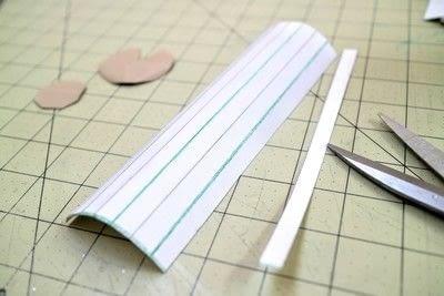 How to make a zipper pouch. 3D VS 2D Pencil Case - Step 2