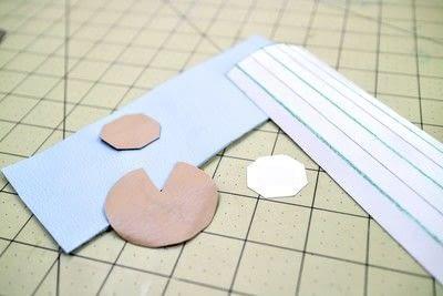 How to make a zipper pouch. 3D VS 2D Pencil Case - Step 3