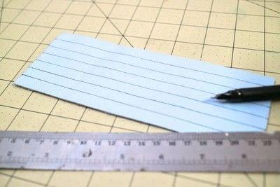 How to make a zipper pouch. 3D VS 2D Pencil Case - Step 4