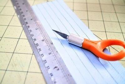 How to make a zipper pouch. 3D VS 2D Pencil Case - Step 5