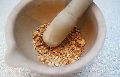 How to cook a chicken dish. Honey, Mustard & Cashew Chicken - Step 2