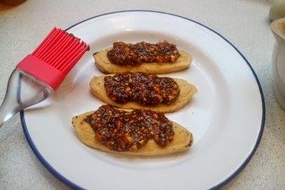 How to cook a chicken dish. Honey, Mustard & Cashew Chicken - Step 5
