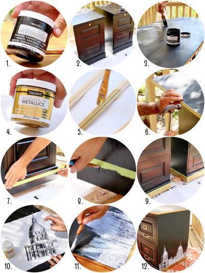 How to make a desk. Make A Desk - Step 3