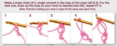 How to make a bracelet. Love Knot Embracelet - Step 1
