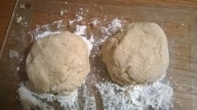 How to cook a baked treat. Plain & Fruit Scones - Step 4