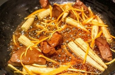 "How to cook a meat / tofu dish. Seitan ""Duck"" A L'Orange - Step 7"