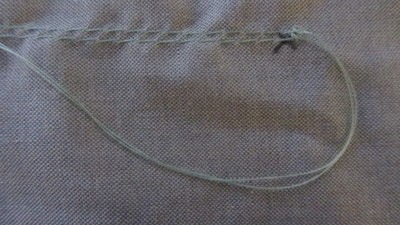 How to sew a gather. How To Create Even Gathers - Step 2