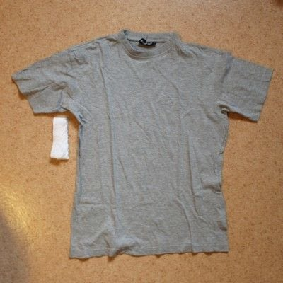 How to make a collared top. Peter Pan Collared T Shirt - Step 1