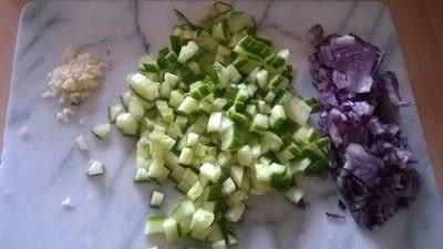 How to cook pasta. Tuna Pasta Salad  - Step 2