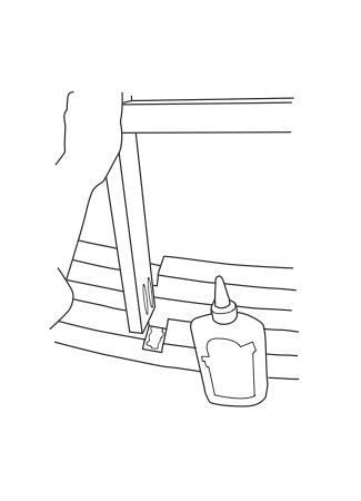 How to make a chair. Rocking Chair - Step 7