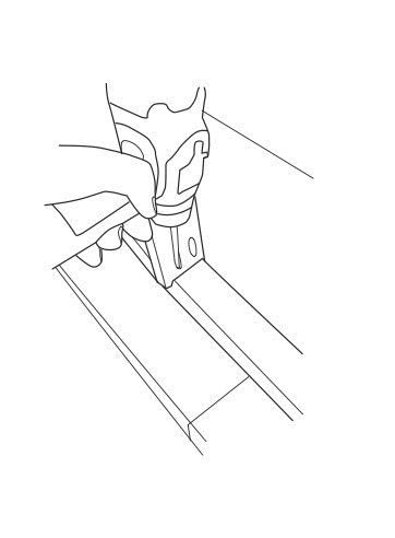 How to make a chair. Rocking Chair - Step 8
