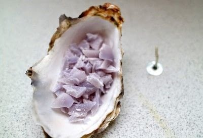 How to make a shell candle. Seashell Candles - Step 5