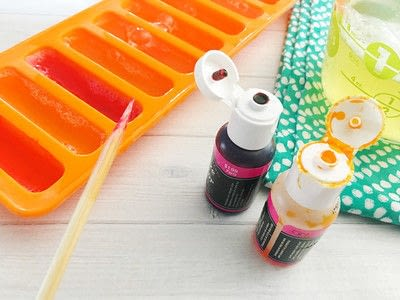 How to make soap. Diy Soap Jellies - Step 5