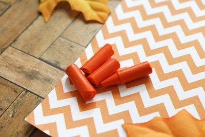 How to make a candle. Diy Pumpkin Spice Candle - Step 3