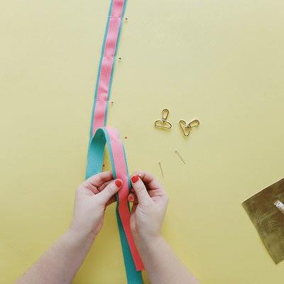 How to make a camera strap. Handmade Camera Strap - Step 1