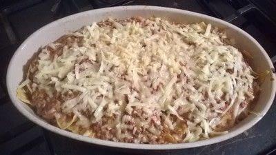How to cook a taco. Taco Casserole  - Step 11