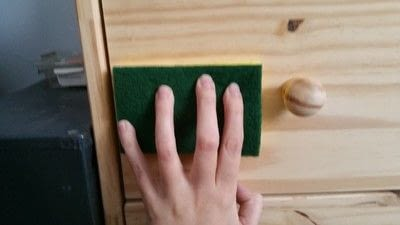 How to make a drawer. Tattooed Craft Supply Drawers - Step 4