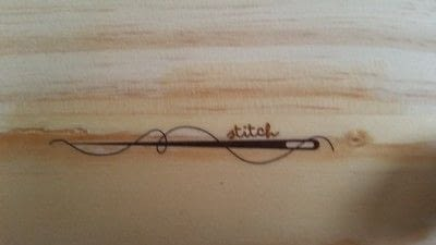 How to make a drawer. Tattooed Craft Supply Drawers - Step 6