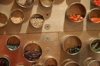 How to make a craft organizers. Vertical Bead Storage - Step 5