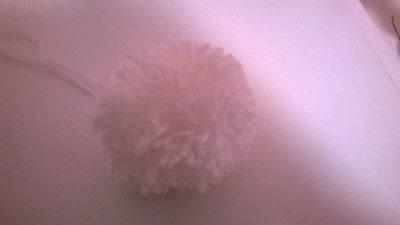 How to make a misc. Woollen Snowmen Decorations - Step 3