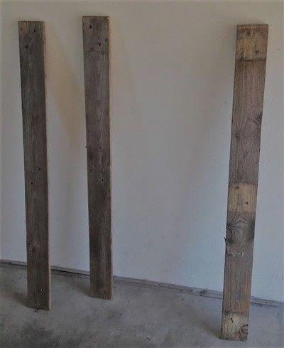 How to make a wood burned box. Diy Weinhalter Aus Eu Pallete / Wineholder Out Of Palette - Step 1