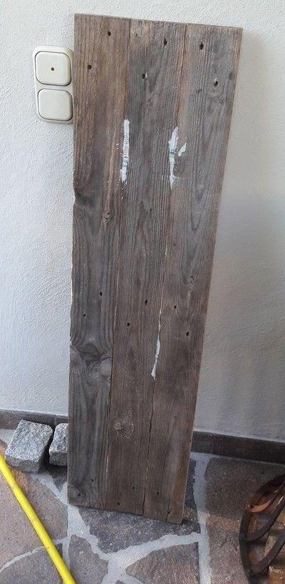 How to make a wood burned box. Diy Weinhalter Aus Eu Pallete / Wineholder Out Of Palette - Step 2