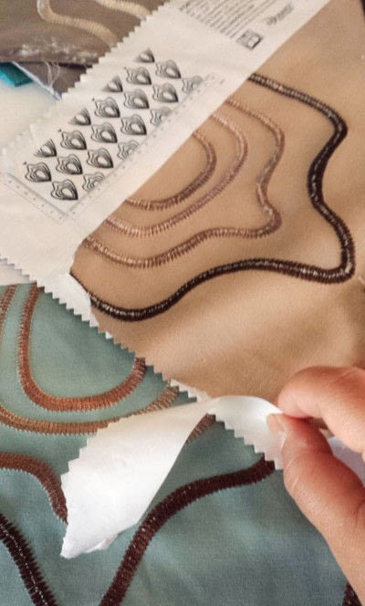 How to make a pillow. Fabric Swatch For Throw Pillows Diy - Step 2