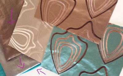 How to make a pillow. Fabric Swatch For Throw Pillows Diy - Step 3