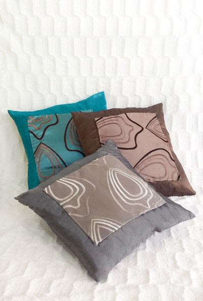 How to make a pillow. Fabric Swatch For Throw Pillows Diy - Step 5