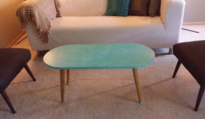 How to make a coffee table. Distressed Coffee Table Diy - Step 8