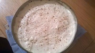 How to bake a cheesecake. Cinnamon Roll Cheesecake  - Step 11