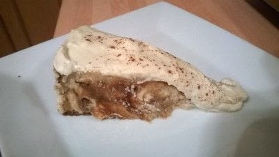 How to bake a cheesecake. Cinnamon Roll Cheesecake  - Step 12