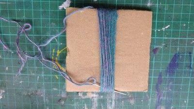 How to make a tassels. Tassels! - Step 4