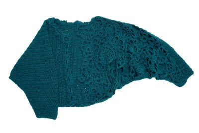How to stitch a knit or crochet sweaters. Mix & Match Cardigan - Step 4