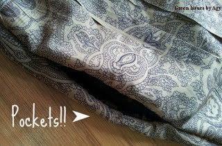 How to sew a t-shirt dress. Sew A Dress From T Shirt - Step 3