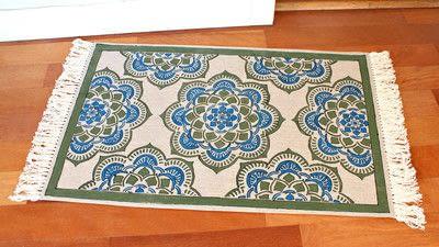 How to make a mat/rug. Make A Rug! - Step 4
