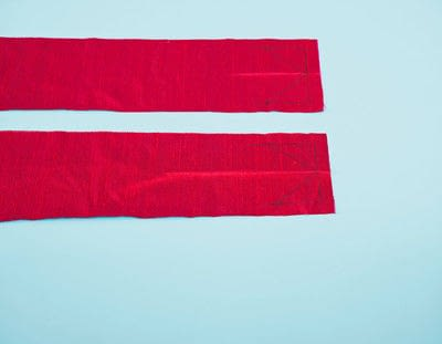 How to make a duvet. Light Bedspread - Step 20