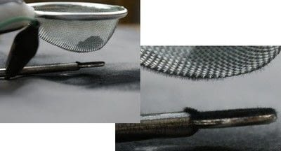 How to make jewelry. Flocking Applicator - Step 35