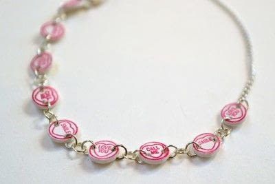 How to make a bracelet. Love Hearts Bracelet - Step 10