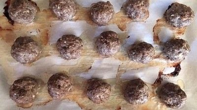 How to cook a meatball. Panade For Tender Meatballs - Step 3