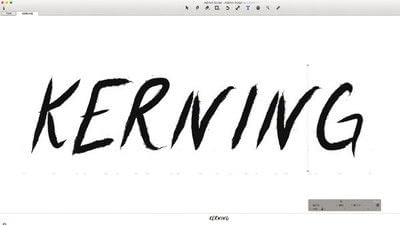 How to make a fonts. DIY Hand Lettered Typeface - Step 16