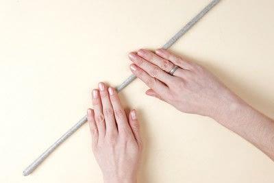 How to make a clay bangle. Clay Bangles - Step 2