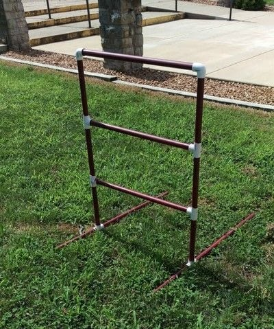 How to make a toy. Diy Redneck Golf Set (Aka  Ladder Golf) - Step 2