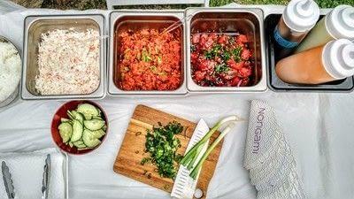 How to cook a tuna dish. Maui Wowie Poke - Step 3