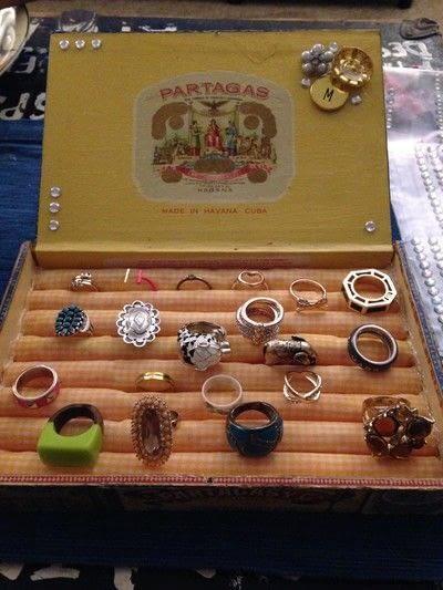 How to make a ring storage unit. Diy Ring Storage A La Fashion Huntress - Step 5