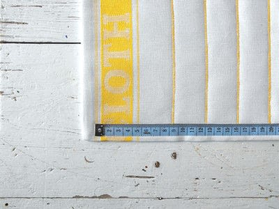 How to make a craft organizers. Sewing Machine Mat - Step 7