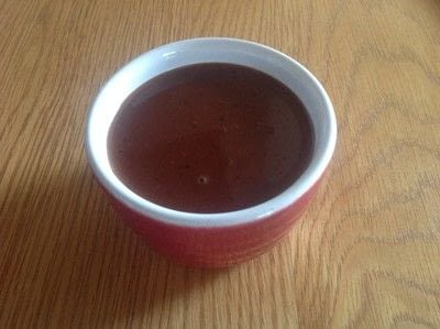 How to make a panna cotta. Chocolate Panna Cotta - Step 6