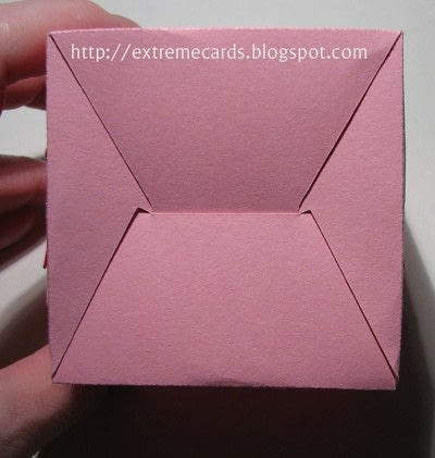 How to make a lantern. Daisy Votive Lantern - Step 5