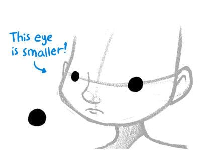 How to draw an eye drawing. Tutorial: Jake Draws Eyes - Step 2